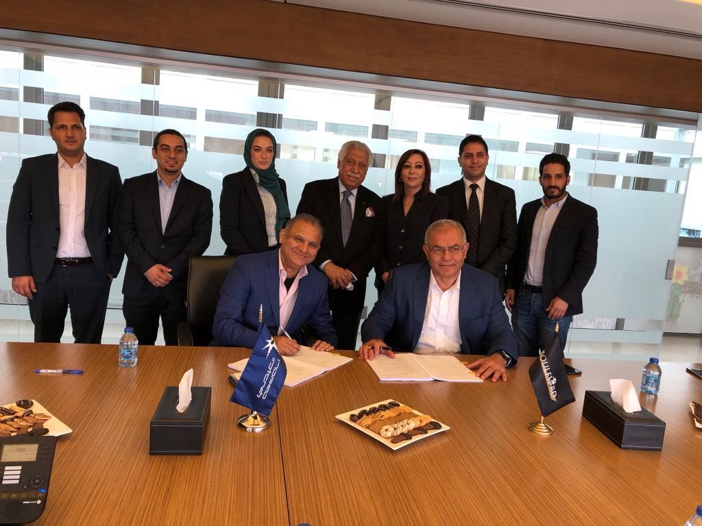Abdali Boulevard Awards 3 Year Contract To EFS Facilities Services
