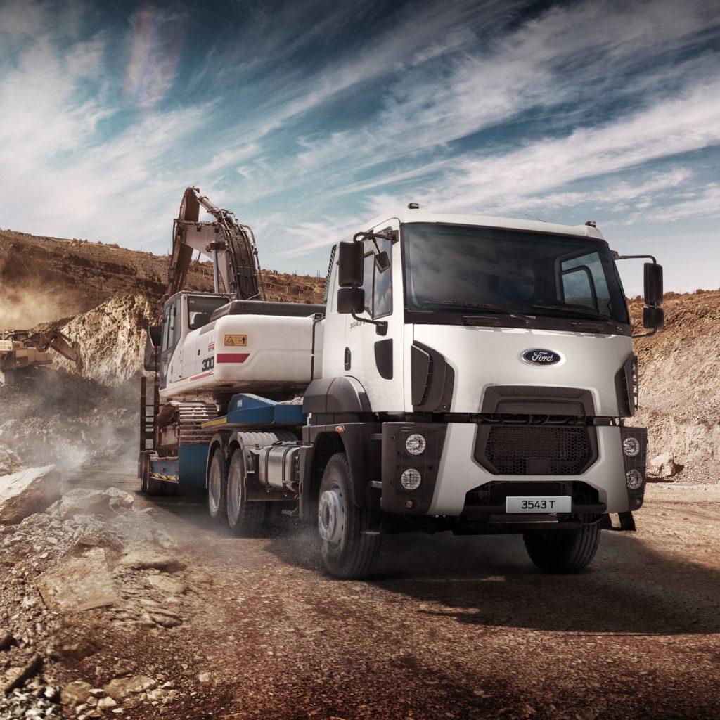 Al Tayer Motors launches new Ford Trucks 6×4 Tractor Head series