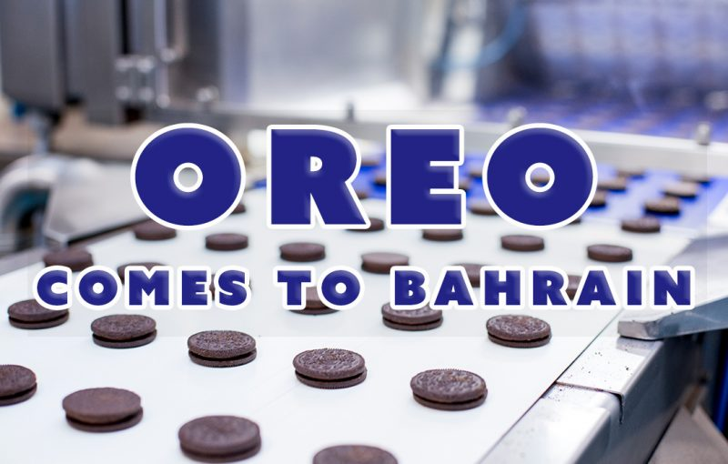 Visiting the Mondelēz Oreo manufacturing facility in Bahrain
