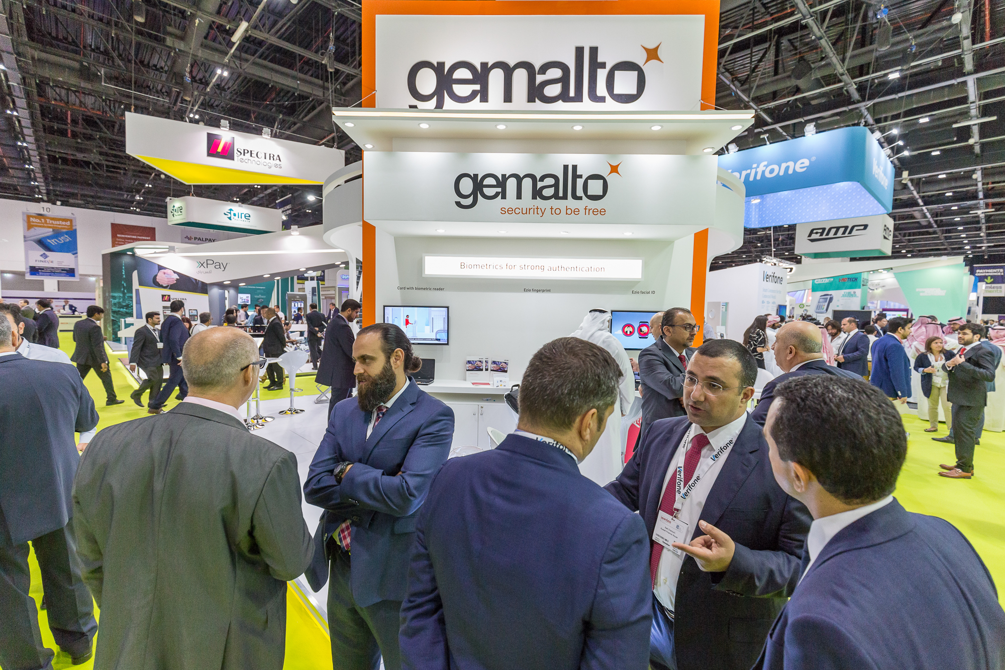 Seamless Middle East, Dubai CommerCity highlight common objectives