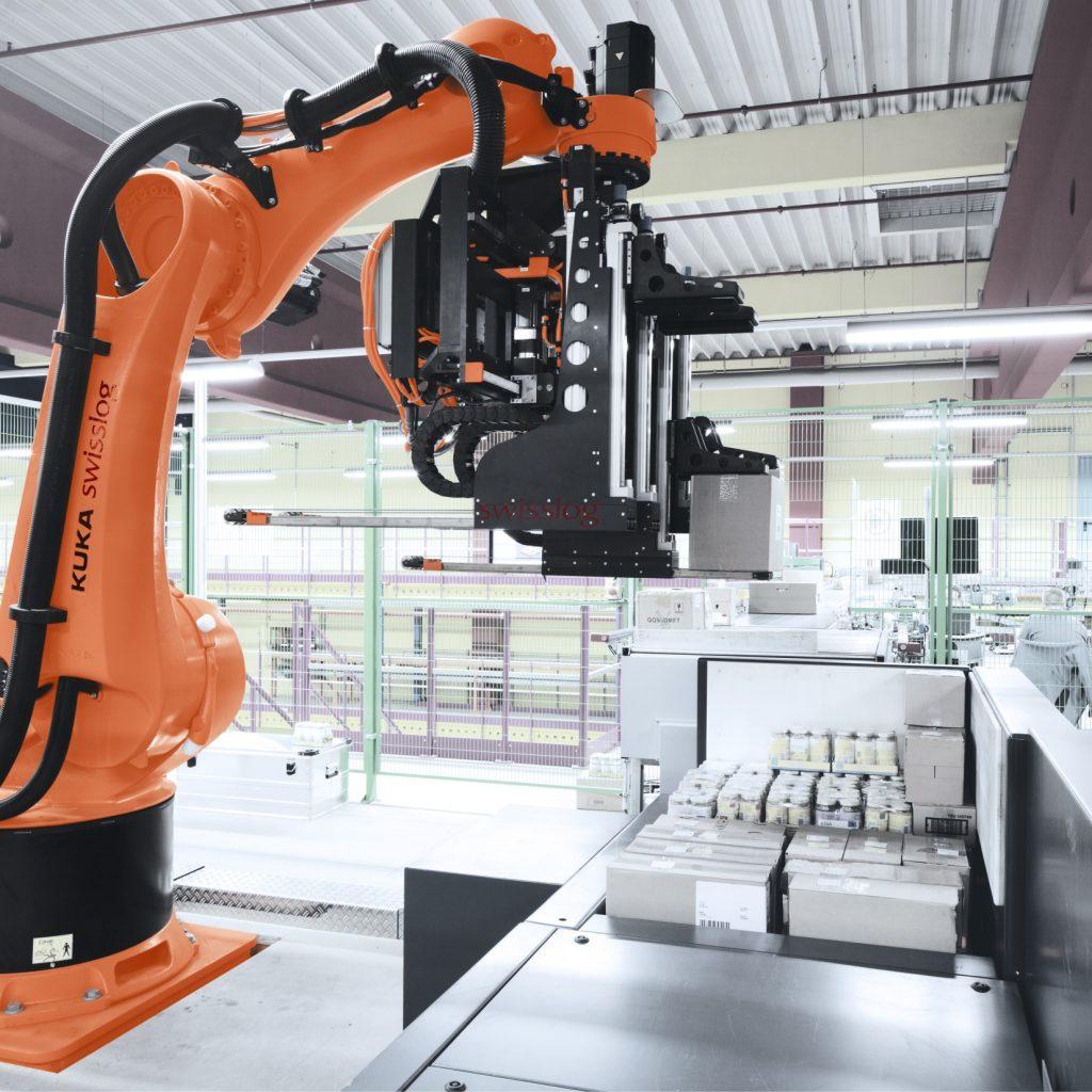 Coca-Cola Amatil deploys Swisslog, KUKA robotics solutions