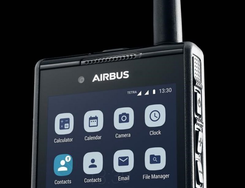 Airbus smartphone receives broadband award