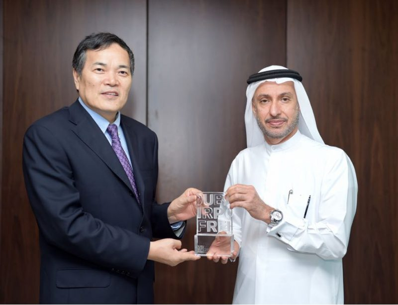 DAFZA explores further bilateral trade with China