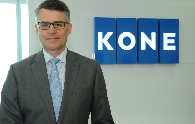 In conversation with Henrik Ehrnrooth, president and CEO, KONE Corporation