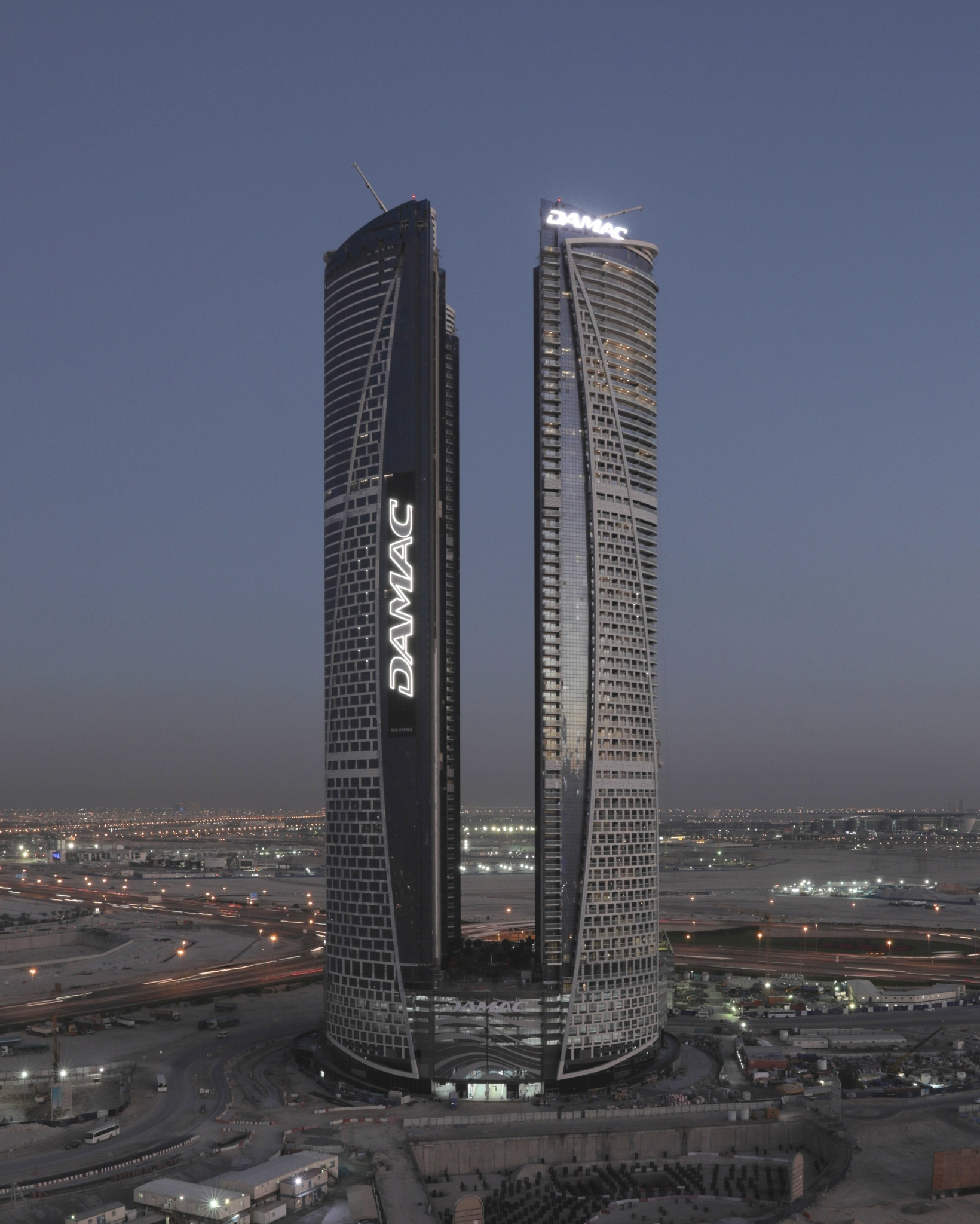 DAMAC Towers by Paramount Hotels & Resorts