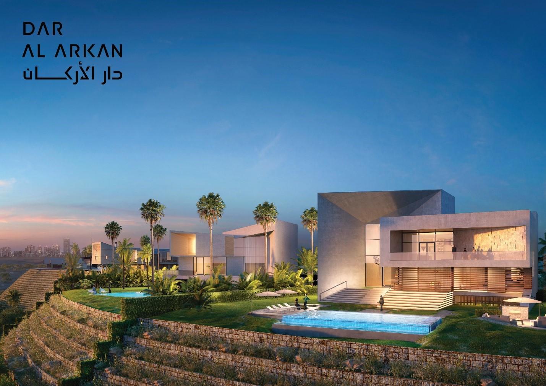 Dar Al Arkan unveils villas in Riyadh