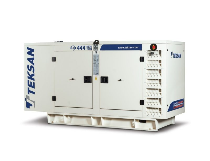 Teksan Generator partners with FPT Industrial