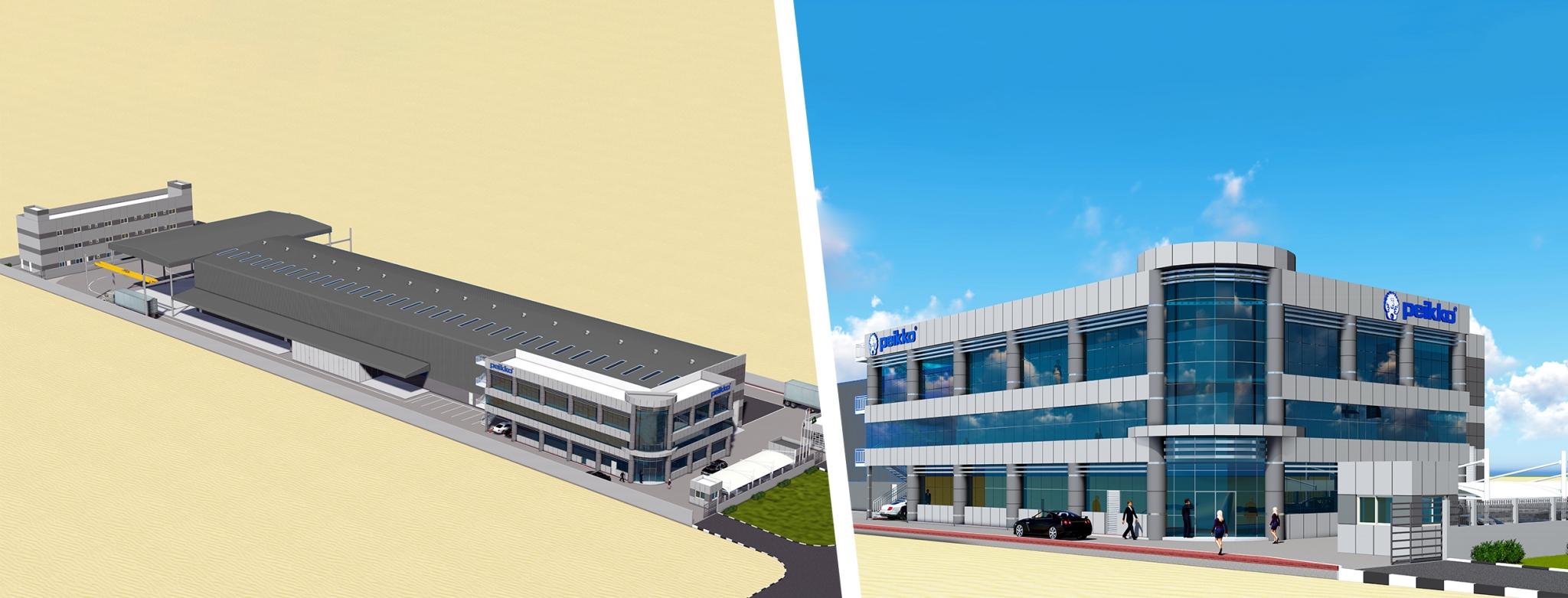 Peikko Gulf commences work on new factory in RAK
