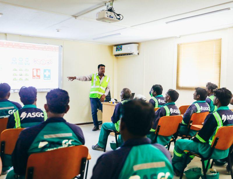 Dubai's ASGC expands worker training and development initiatives