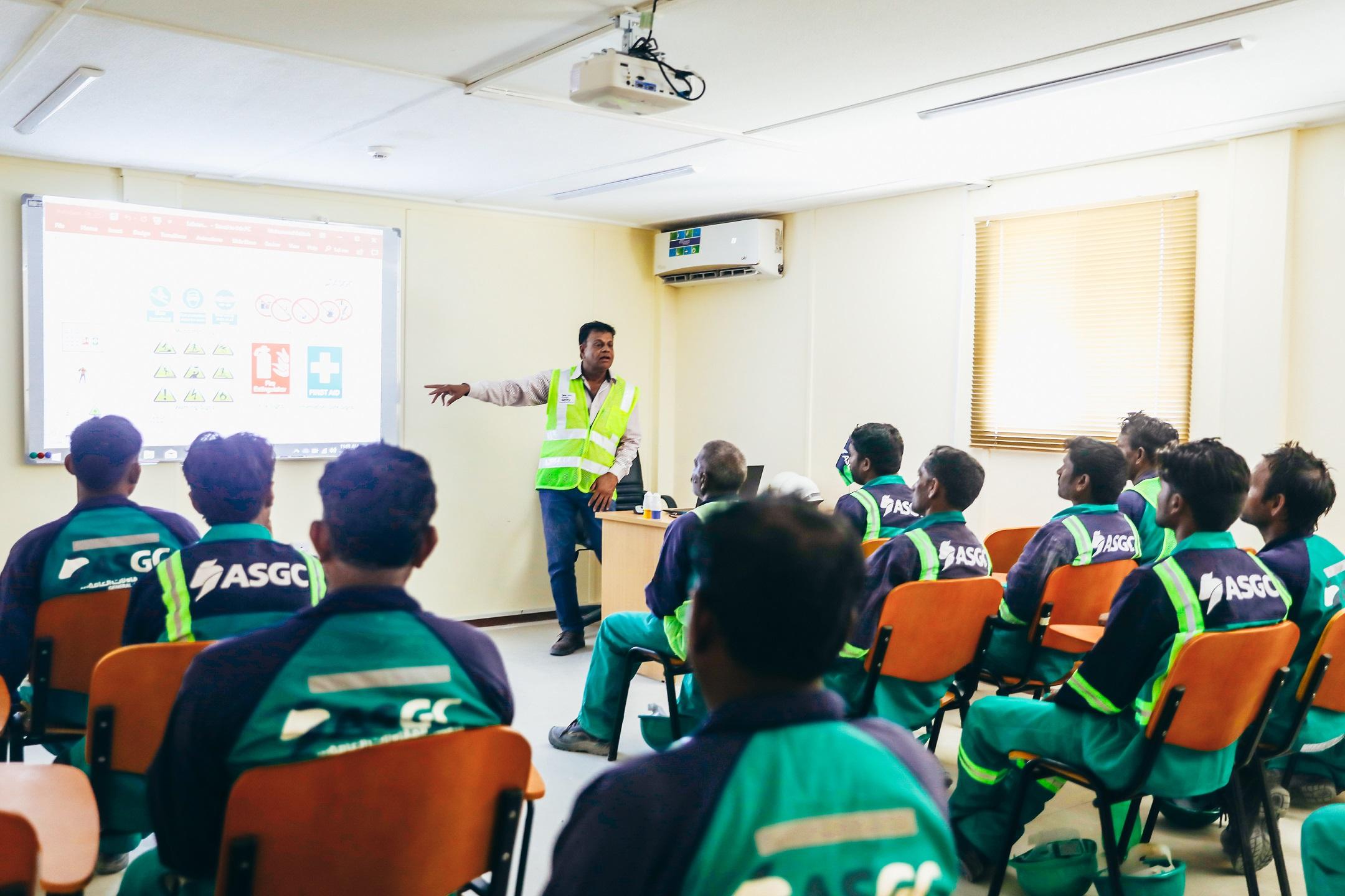 ASGC Labour Academy