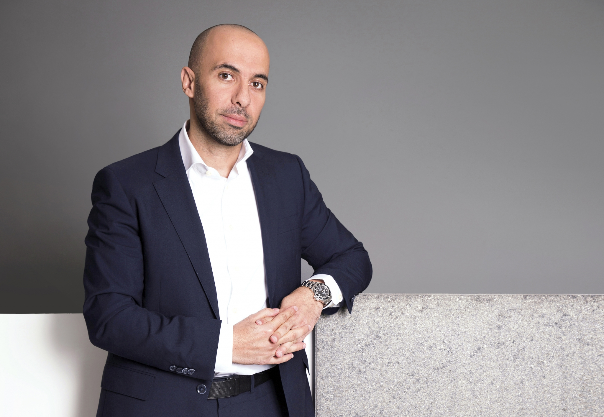 Ahmed Alkhoshaibi, CEO, ARADA