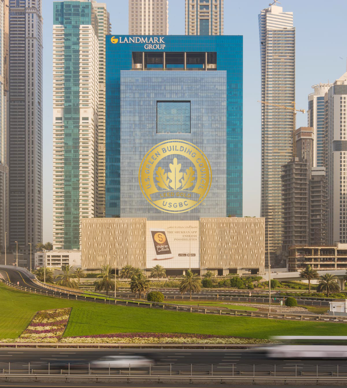 Dubai Tower Achieves Leed Gold Certification By Us Green Building
