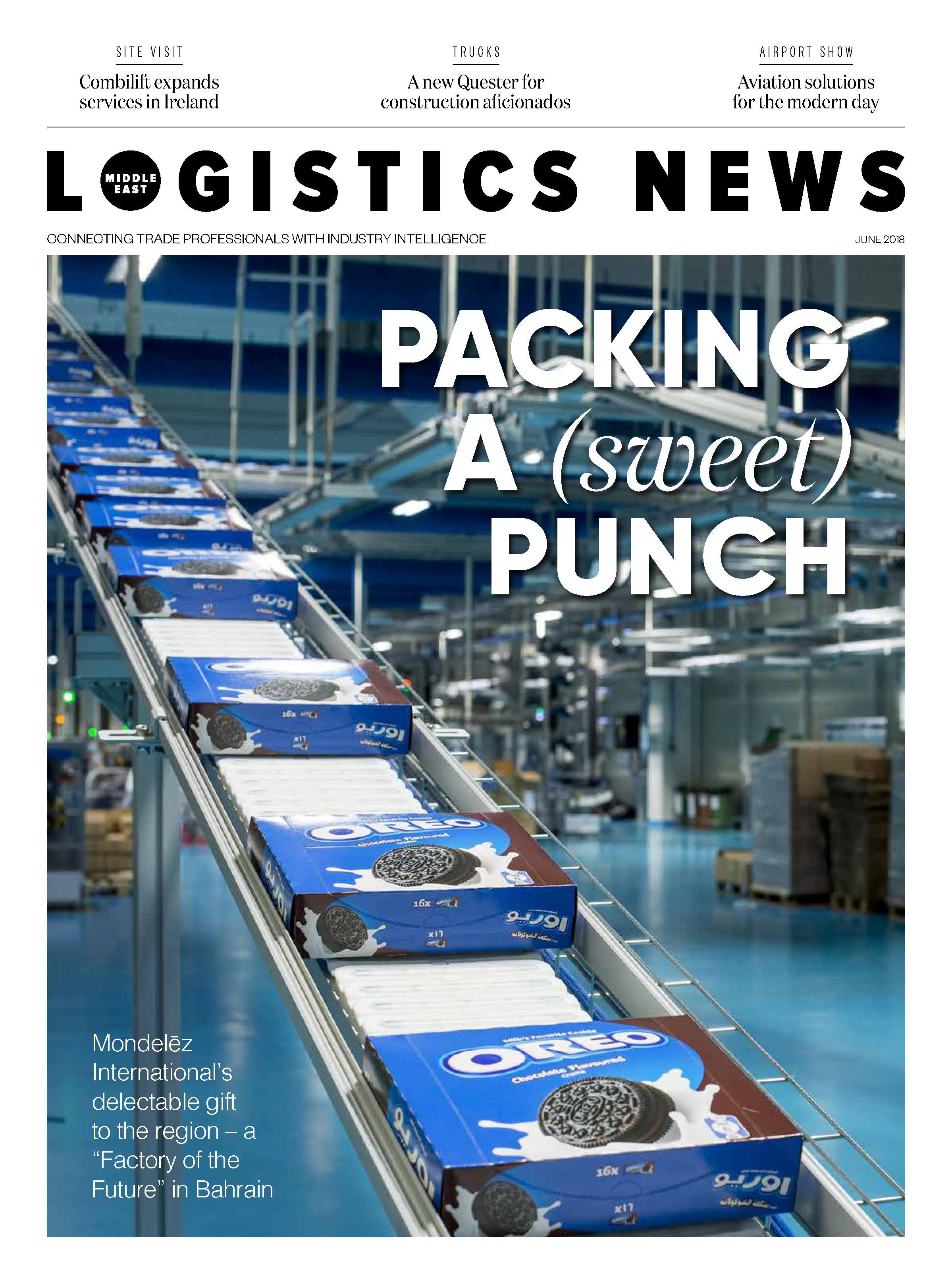 Logistics News ME - June 2018
