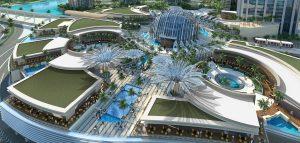 Nakheel Mall on Palm Jumeirah
