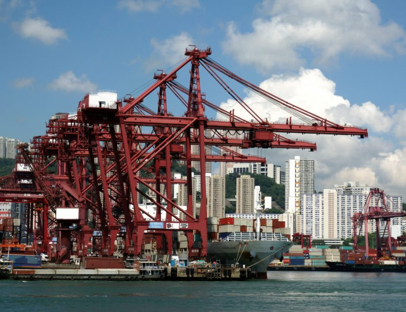 Hong Kong exports to the UAE peak at $2.3bn in Q1 2018