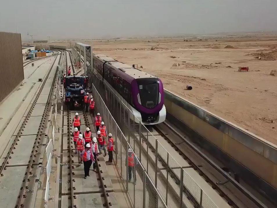 Alstom initiates testing for Riyadh Metro