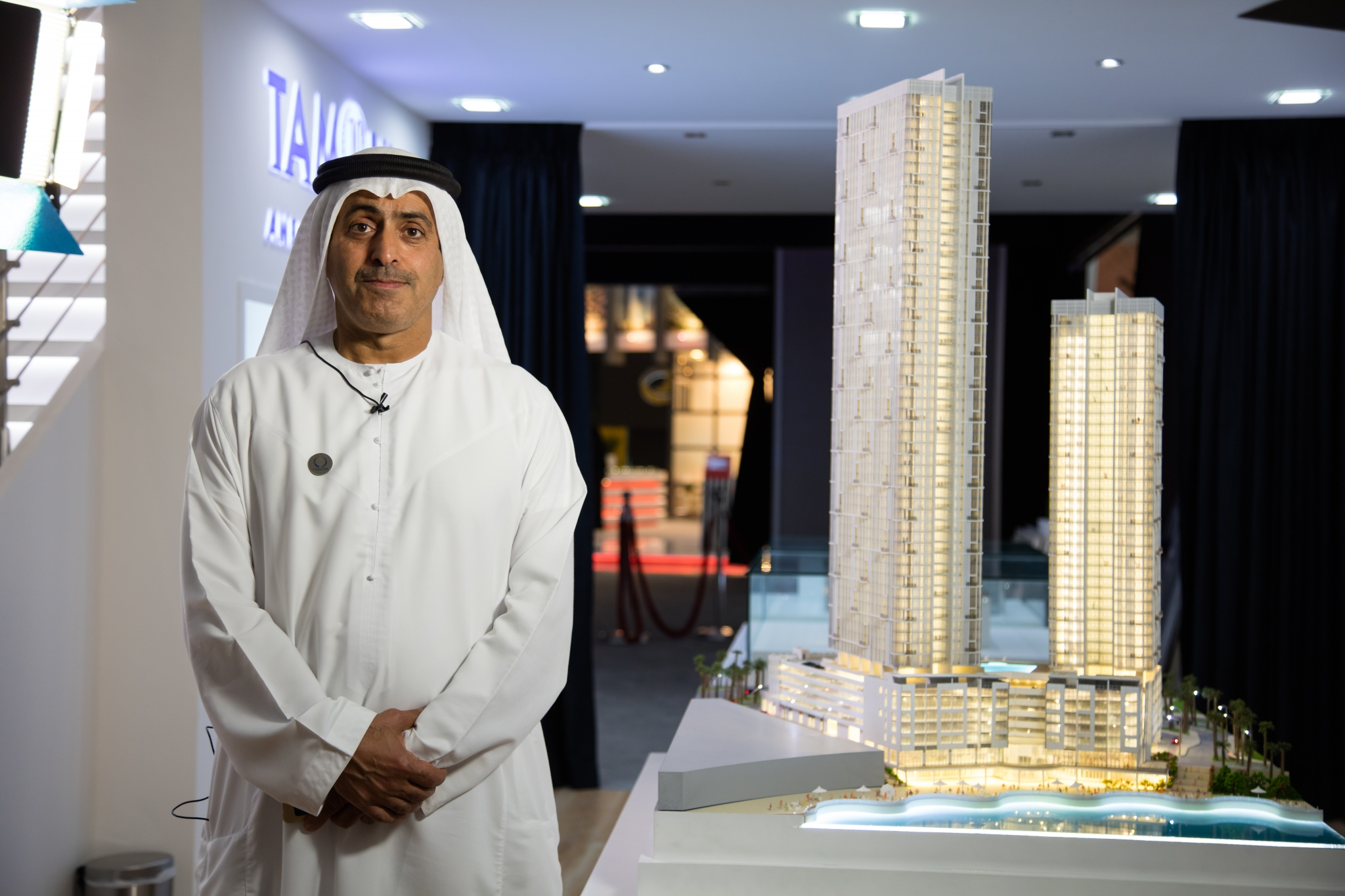 #54: Ghanem Al Mansoori, Tamouh Investments