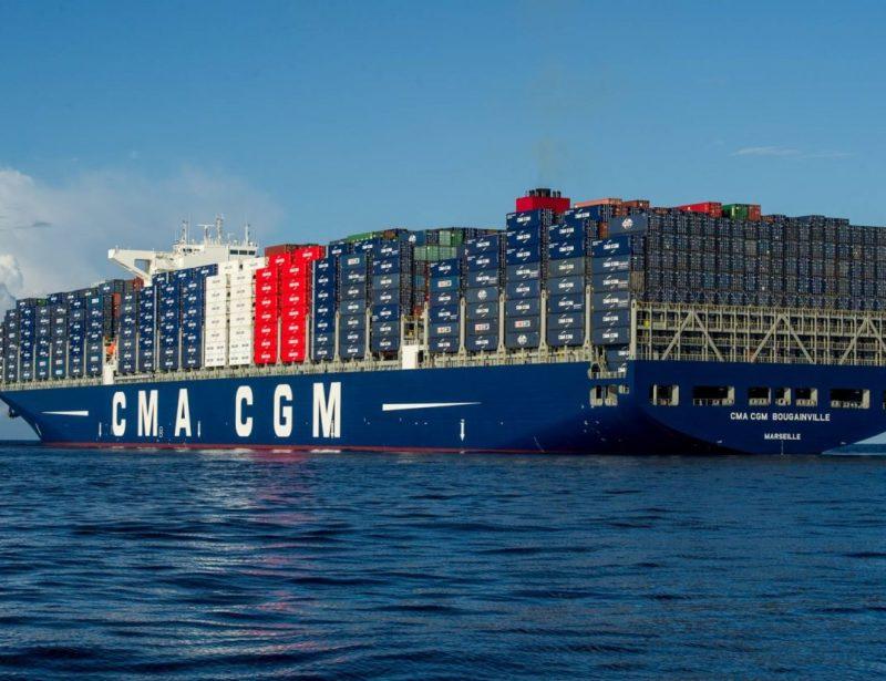 CMA CGM gains 24.99pc stake in CEVA Logistics