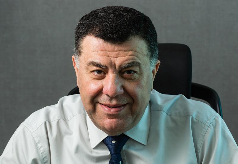 #55: Dr Kassem Rahal, Al Rostamani Pegel