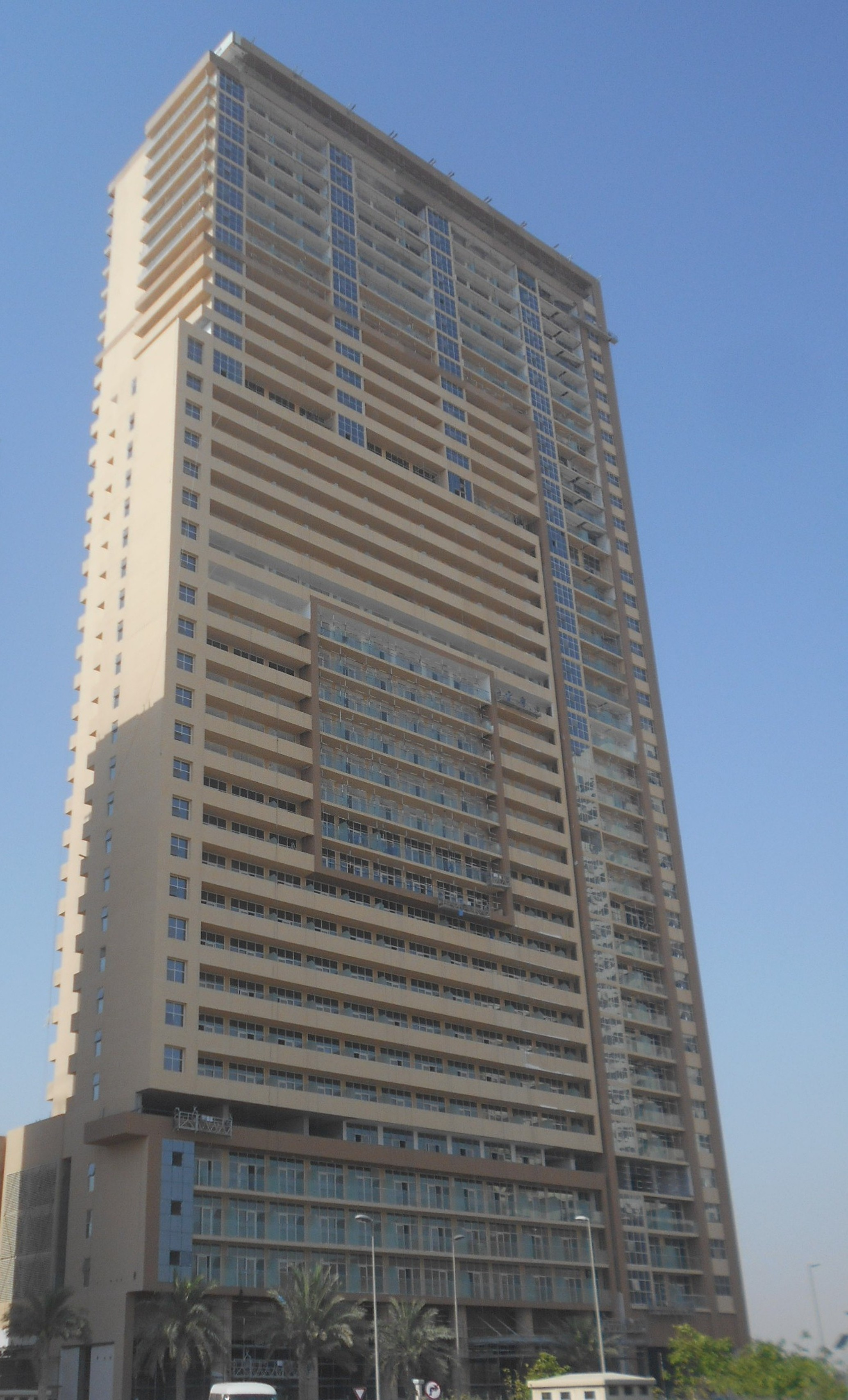 Sharia-compliant Ghalia tower by Damac nears completion in JVC
