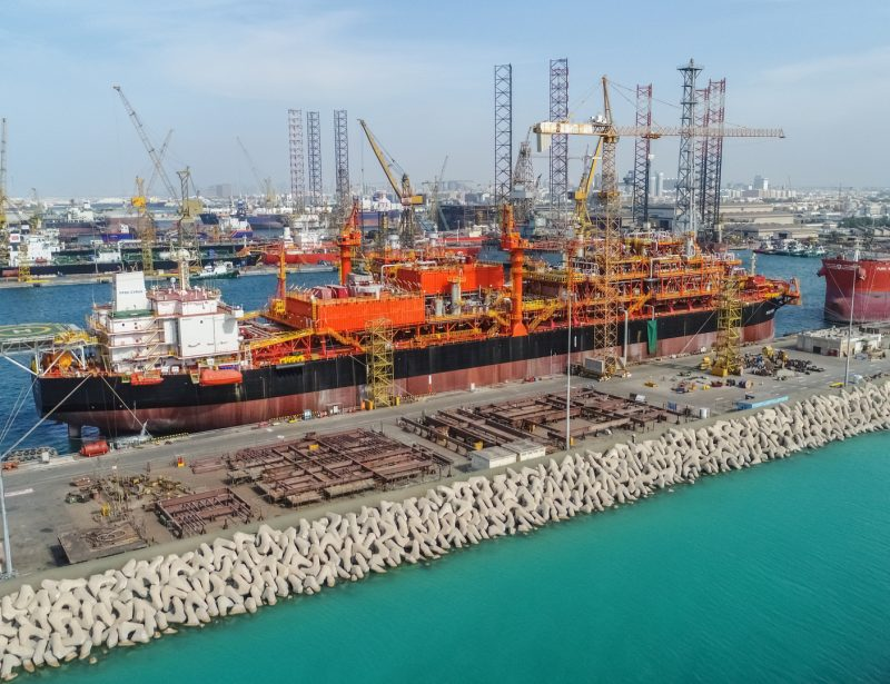 Dubai emerges in top five international shipping centres