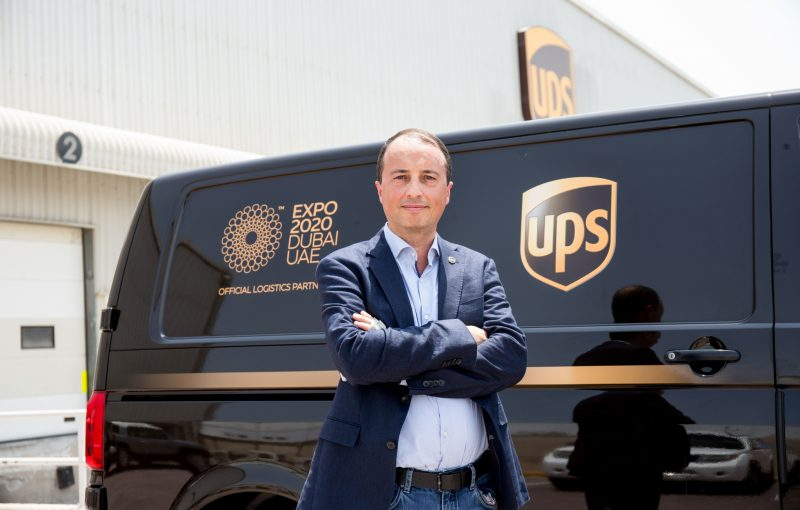 In conversation with Rami Suleiman, UPS