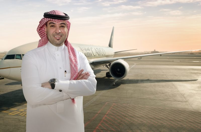 The perfect vision: Omar Hariri, Saudia Cargo