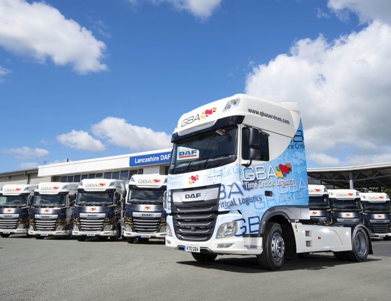 UK: GBA backs up business confidence with +£4mn fleet expansion