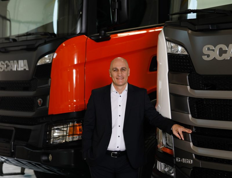Scania research recommends transport systems optimisation for sustainability