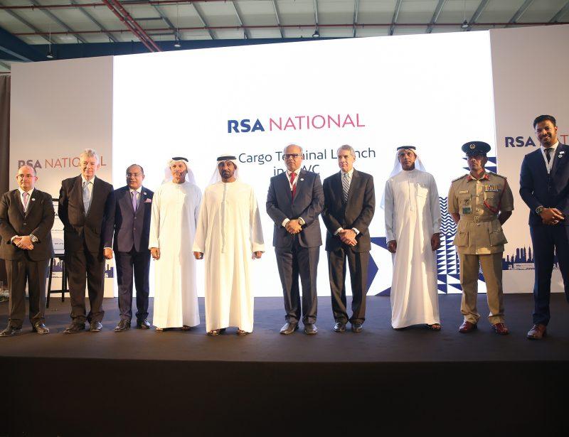 RSA National launches air cargo terminal at DWC