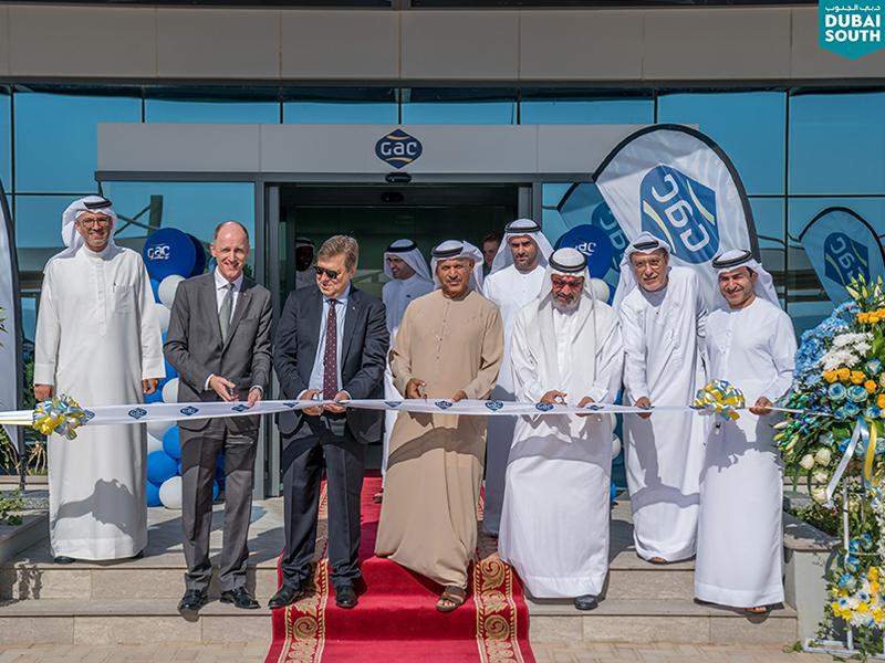 GAC inaugurates new Dubai South contract logistics facility