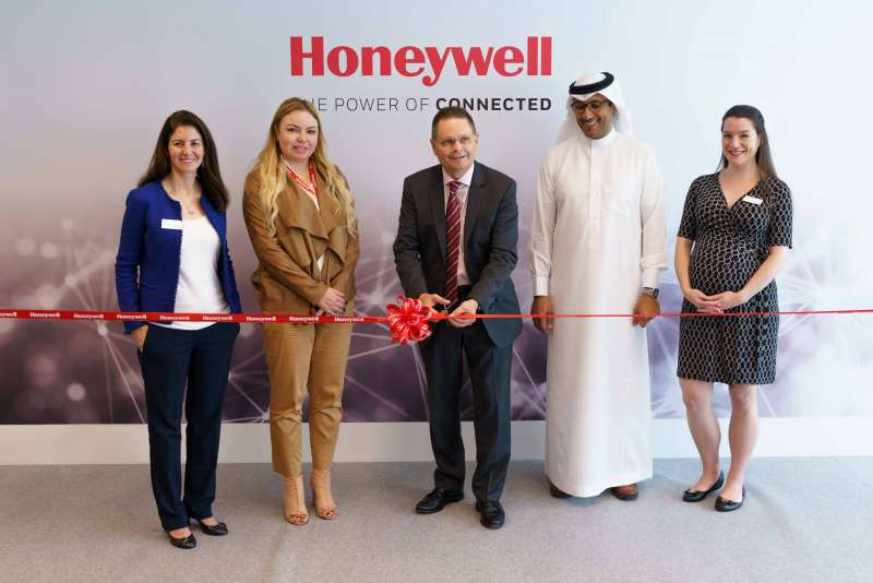Honeywell Technology Experience Center officially opens in Dubai - Construction Business News Middle East