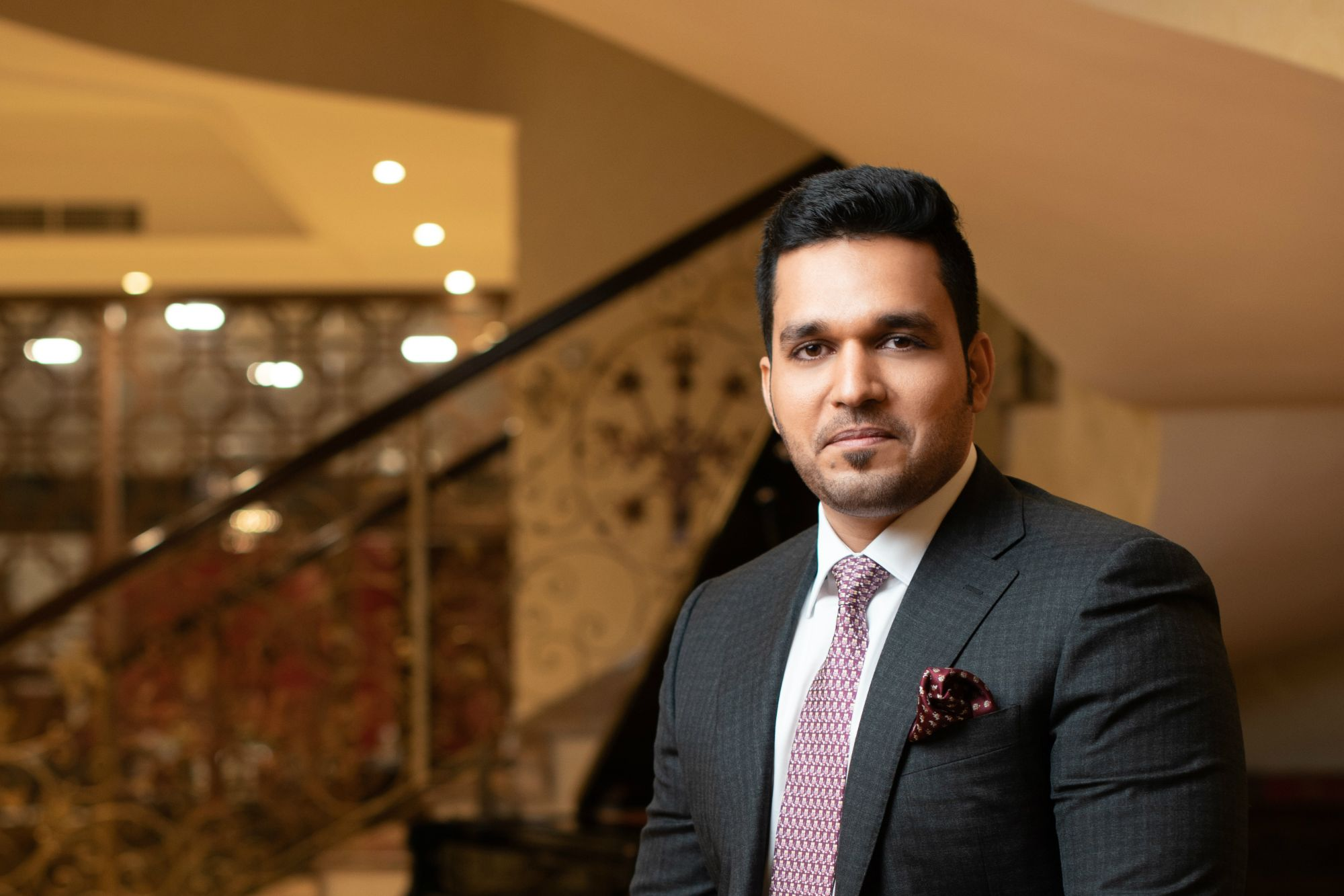 #22 Mohammed Jafer Musthafa, Founder and Managing Director, Daemaar Group
