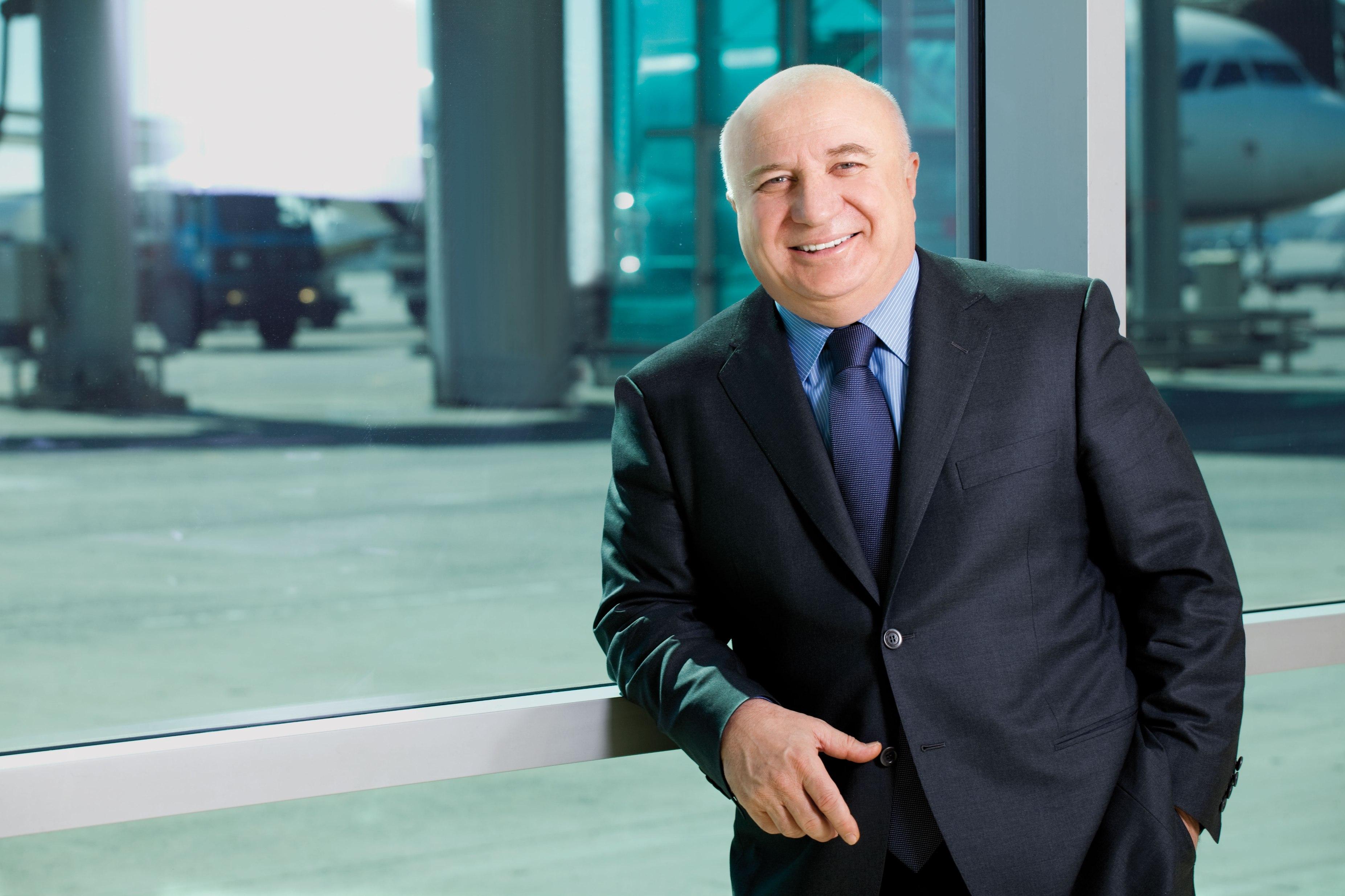 #11 Mustafa Sani Sener, CEO and President TAV Group
