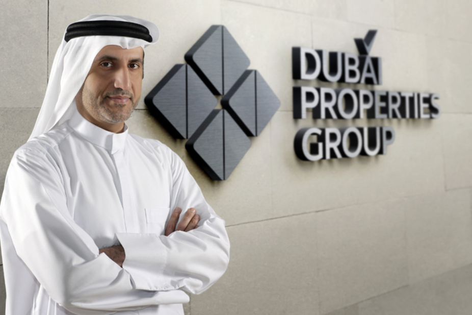 #15 Khalid Al Malik, Group Chief Executive Officer, Dubai Properties