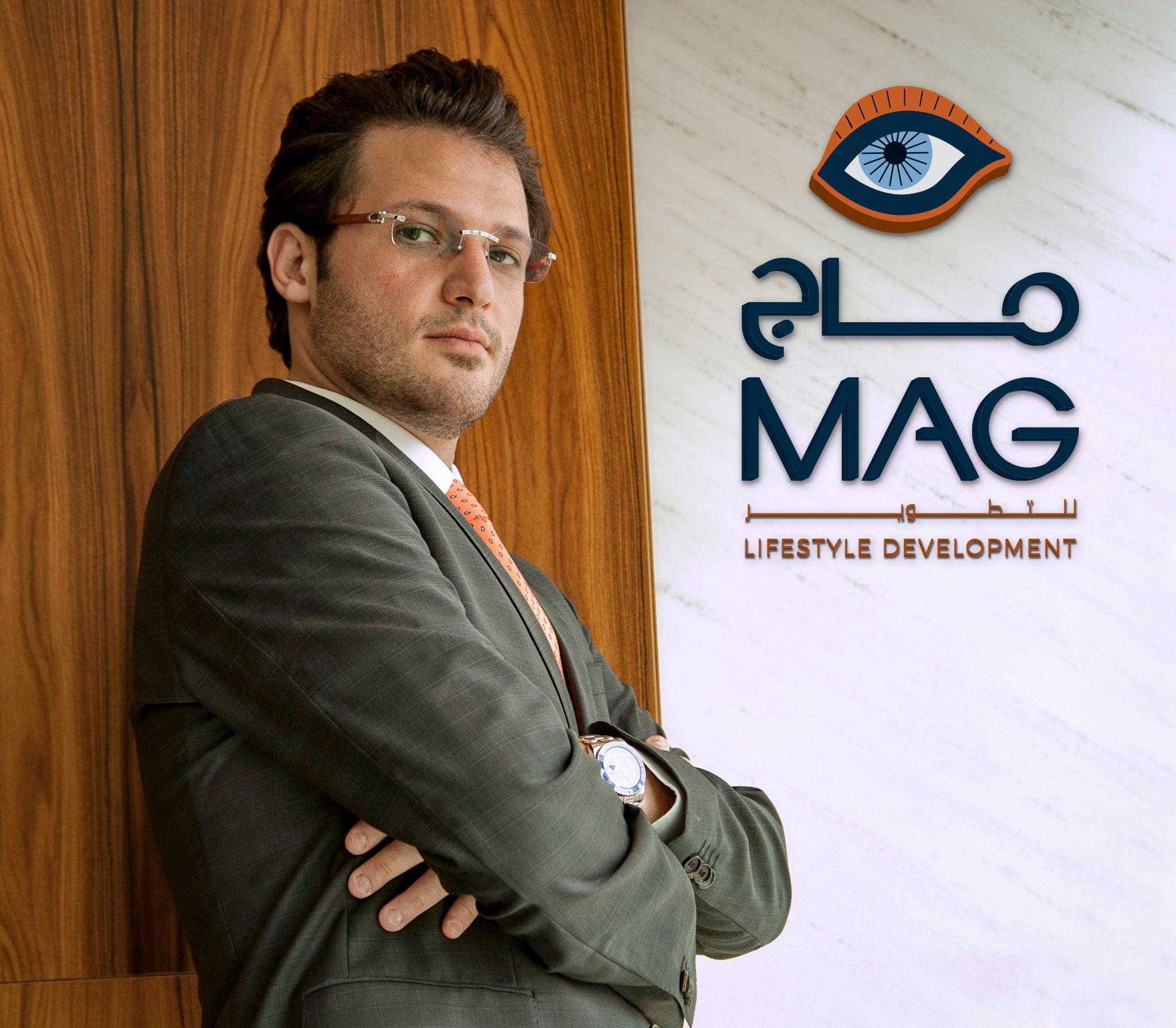 #12Talal Moafaq Al Gaddah, CEO,MAG Development