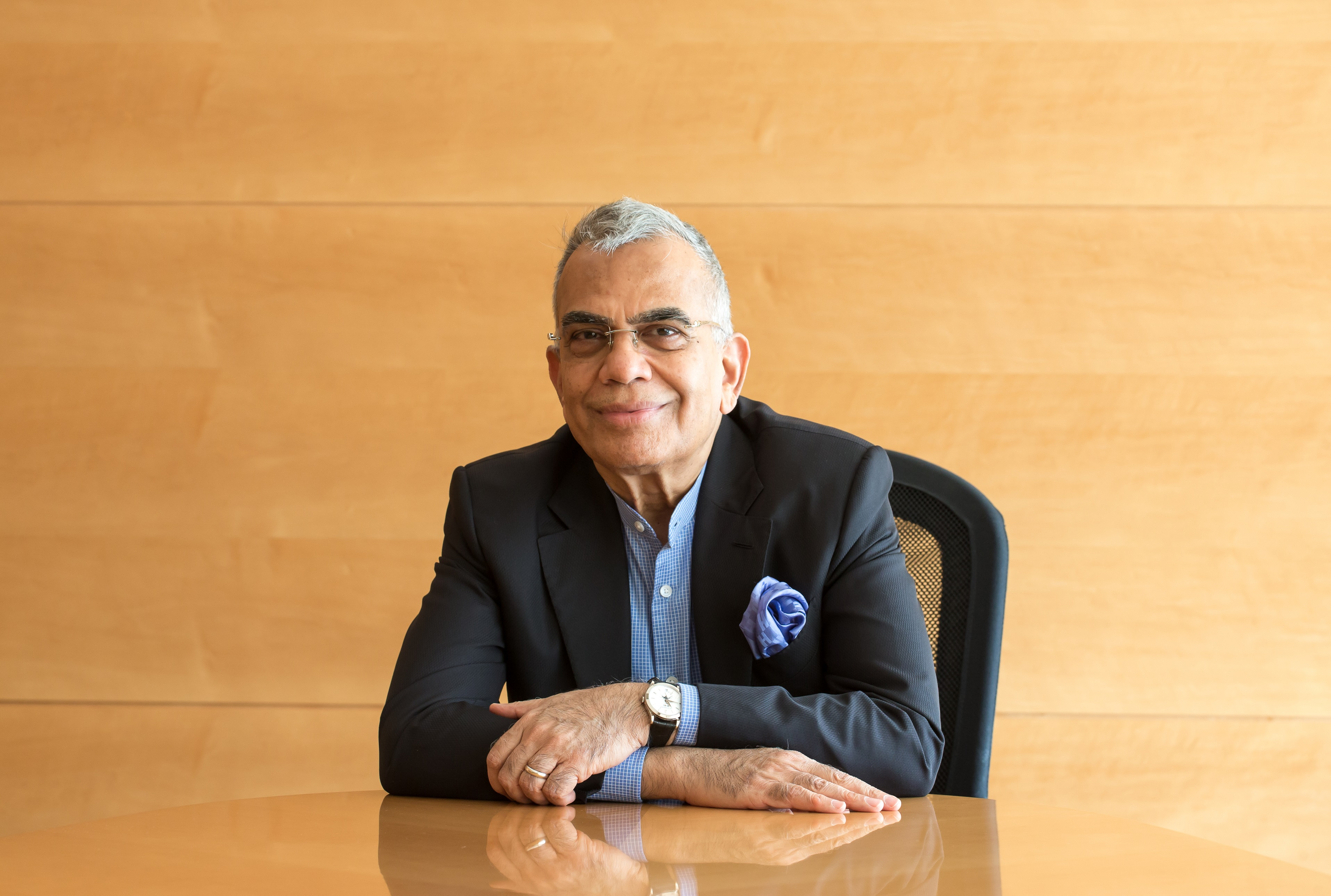 #16 PNC Menon, Founder and Chairman of Sobha