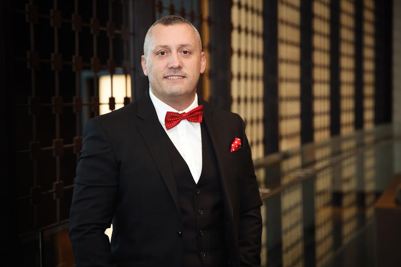 #21 Stuart Harrison, Emrill's CEO