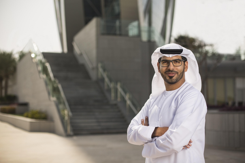 #28Talal Al Dhiyebi, CEO of Aldar Properties