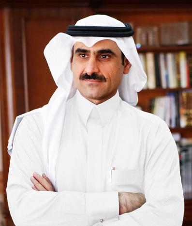 #19 Yousef Bin Abdullah Al Shelash, Chairman of Dar Al Arkan