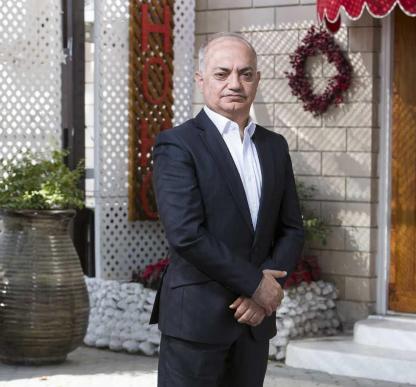 #24 Anwar Sammour, Intermass's CFO