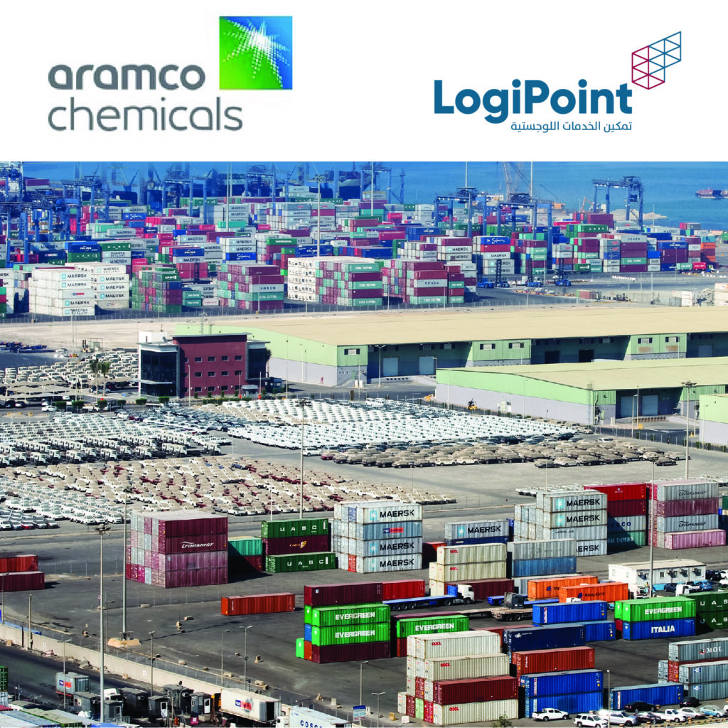 Aramco Chemicals Company chooses LogiPoint as a strategic
