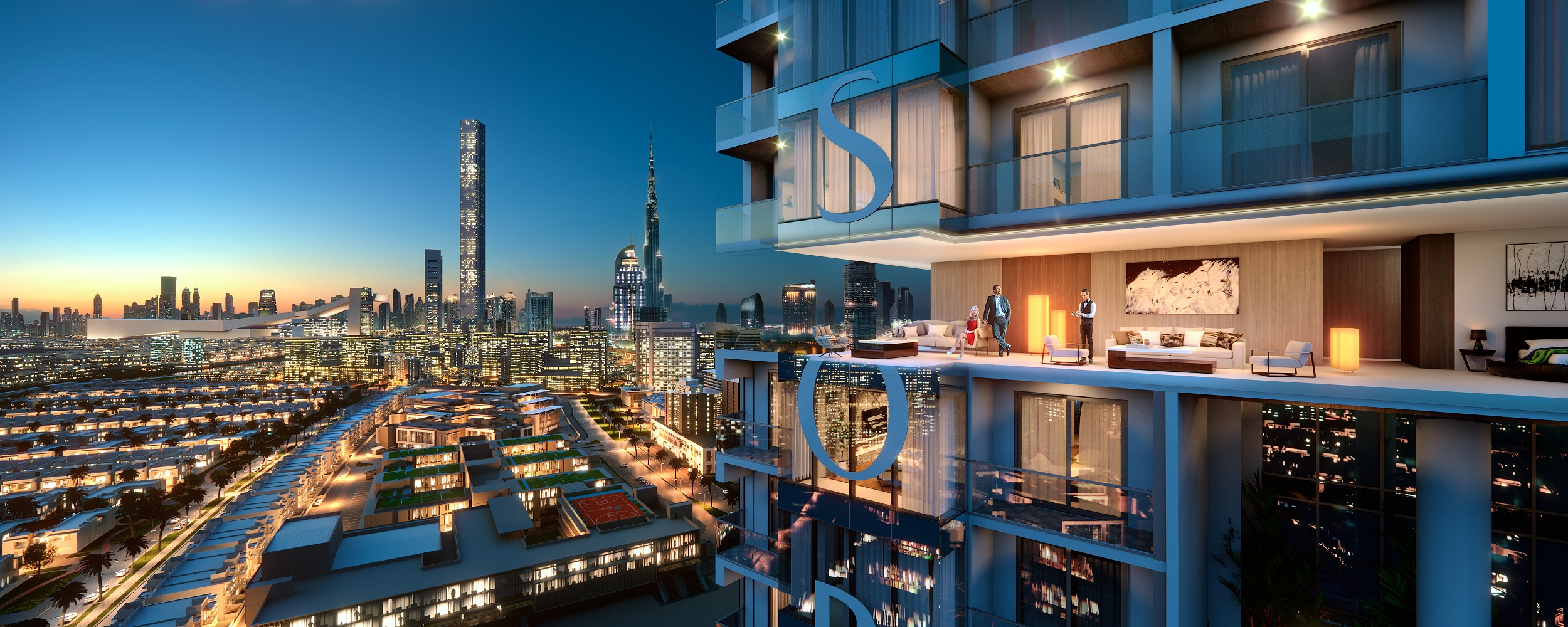 Sobha Realty To Showcase Flagship Master Development Sobha Hartland At Cityscape Global 2019 Construction Business News Middle East