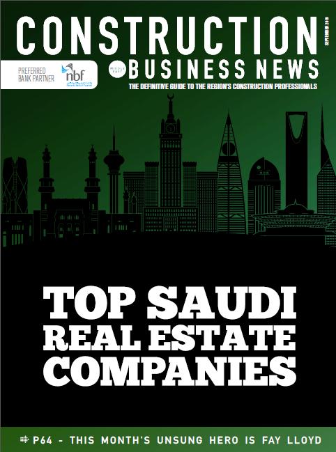 Construction Business News ME - September 2019