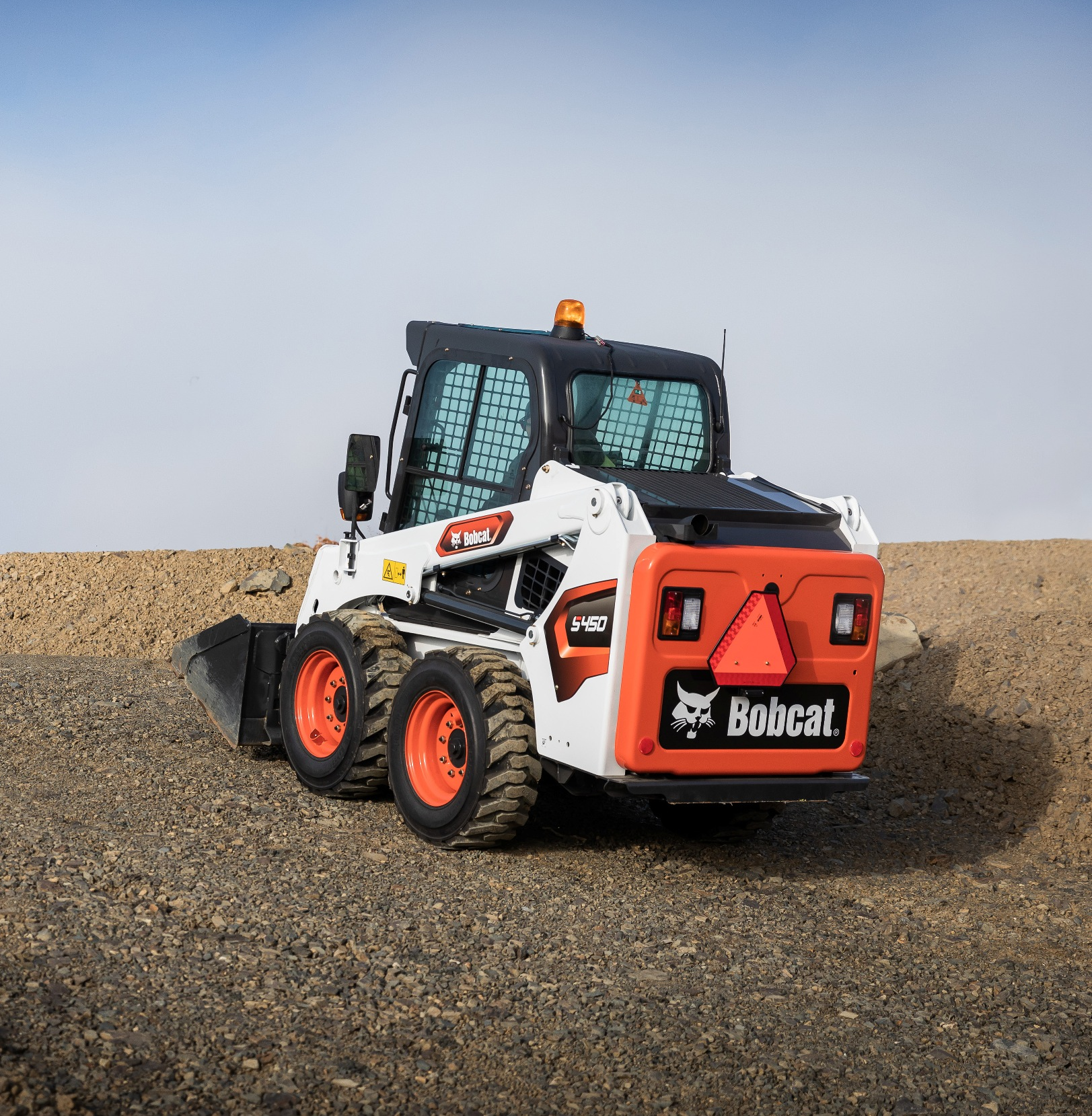 Bobcat Introduces Its New M Series Skid Steer Loaders At Agritechnica 2019 Construction Business News Middle East