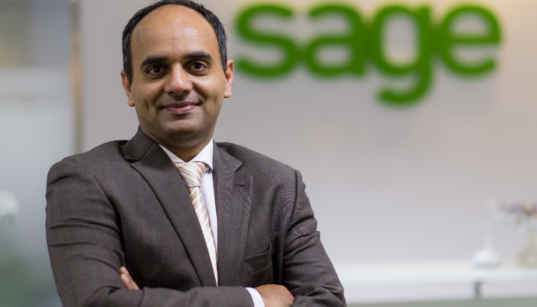 Mansoor Sarwar, Regional Director, SAGE Middle East