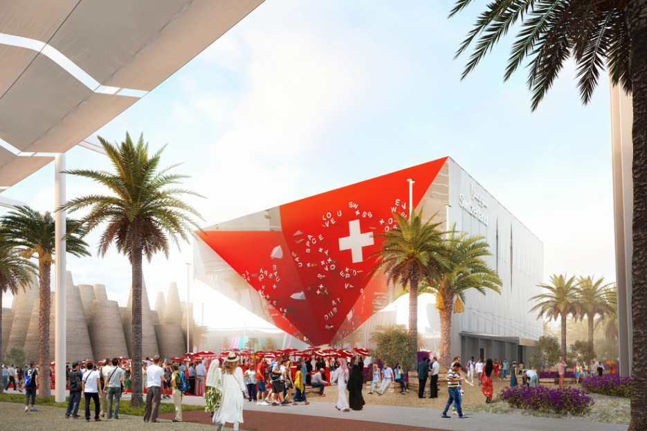 Switzerland reaffirms its commitment to the success of Expo 2020 Dubai
